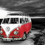 VW Camper Van - Range of colours available