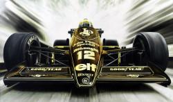 Senna Lotus 1986