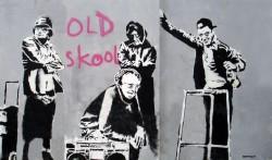 Old Skool - Banksy