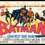 Batman 1966 Movie Poster