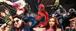 Spiderman Trilogy - Justin Reed